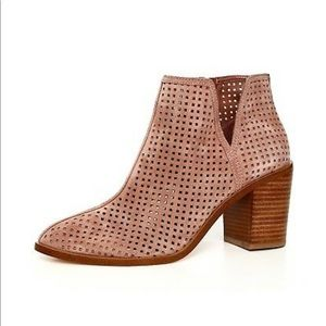 1.State Larocka Perforated Bootie